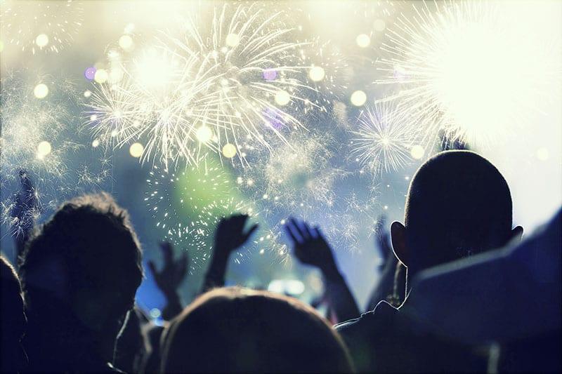 Firework fiestas!
