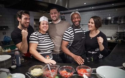 Super new look for Prestwich PizzaExpress