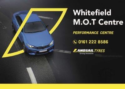 Whitefield MOT Centre