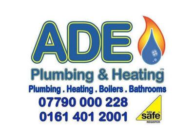 ADE Plumbing & Heating
